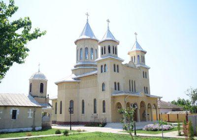 Biserica Dorobantu - 1920