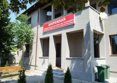 Dispensar sat Dorobantu comuna Nicolae Balcescu (8) - 1920