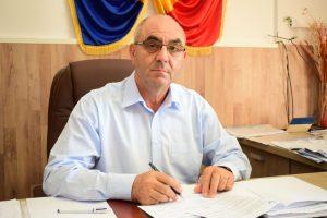 Dumitru Timofte - primar Nicolae Bălcescu