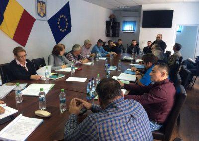 sedinta de consiliu local Nicolae Balcescu - 27.09.2017 001