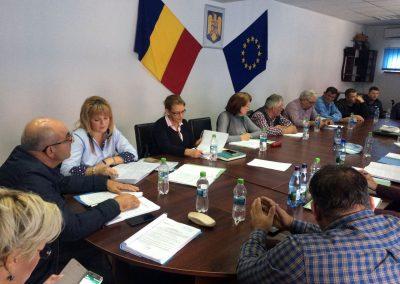 sedinta de consiliu local Nicolae Balcescu - 27.09.2017 002