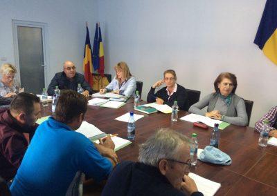 sedinta de consiliu local Nicolae Balcescu - 27.09.2017 003
