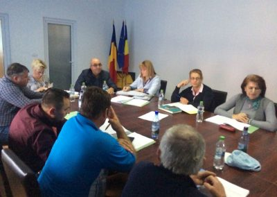 sedinta de consiliu local Nicolae Balcescu - 27.09.2017 004
