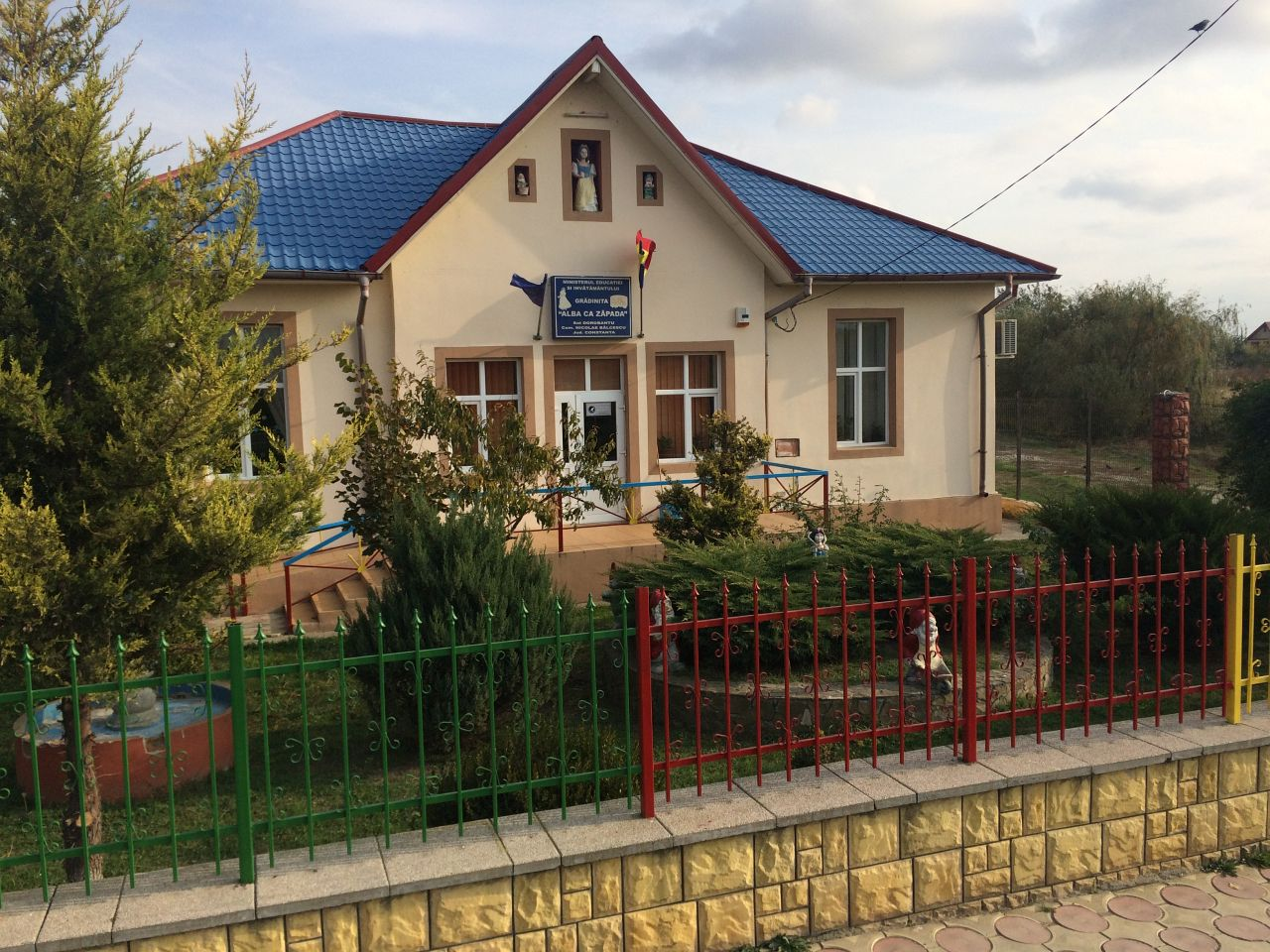 Gradinița Nicolae Bălcescu