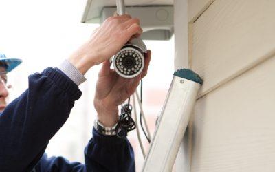Sistem de monitorizare video modern în comuna Nicolae Bălcescu. 21 de camere vor supraveghea comuna.