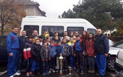 Campionii din Nicolae Bălcescu. Sportivi din comuna noastră, medaliaţi la Cupa României.