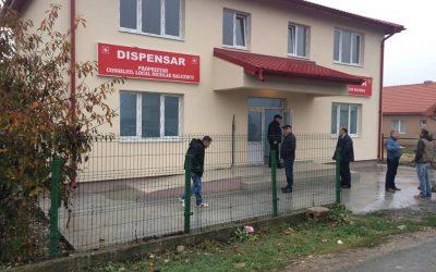 Noul dispensar din comuna Nicolae Bălcescu a fost finalizat