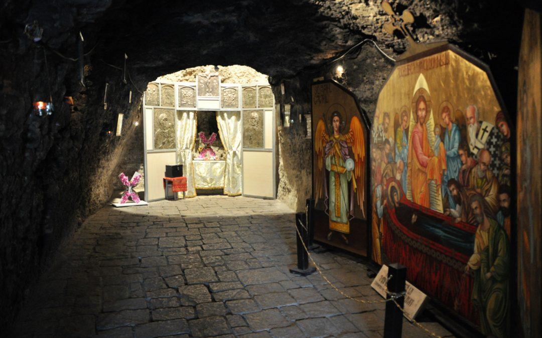 150 de credincioşi din Nicolae Bălcescu şi Dorobanţu, în pelerinaj la Mănăstirea Sf. Apostol Andrei