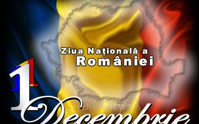Liceul I. C. Brătianu din Nicolae Bălcescu sărbătorește Marea Unire